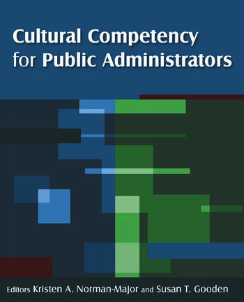 Cultural Competency for Public Administrators book cover