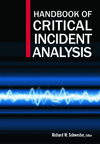 Handbook of Critical Incident Analysis book cover
