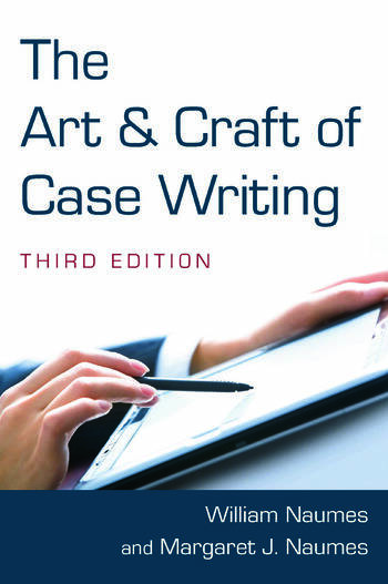 The Art and Craft of Case Writing book cover