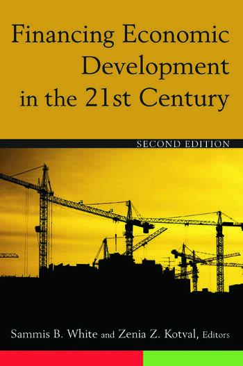 Financing Economic Development in the 21st Century book cover