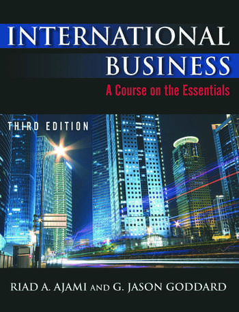 International Business Theory and Practice book cover