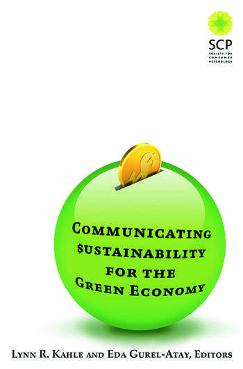 Communicating Sustainability for the Green Economy book cover