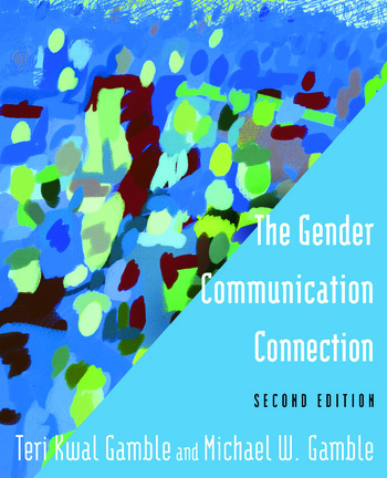 The Gender Communication Connection book cover