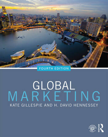 Global Marketing book cover