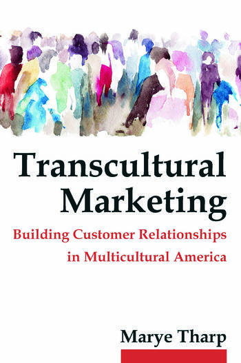 Transcultural Marketing book cover