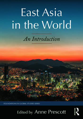 East Asia in the World An Introduction book cover