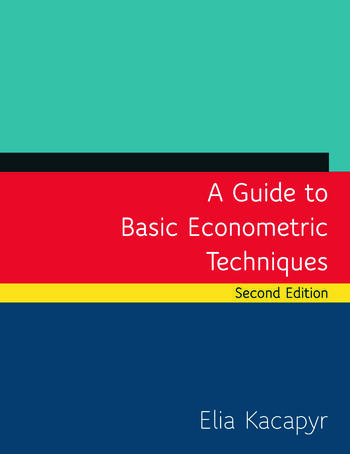 A Guide to Basic Econometric Techniques book cover