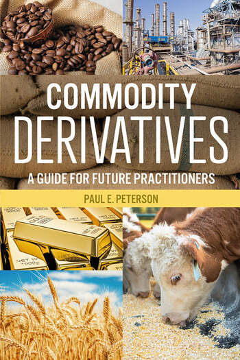 Commodity Derivatives A Guide for Future Practitioners book cover