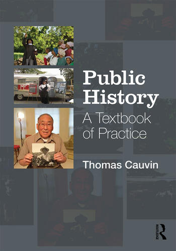 Public History A Textbook of Practice book cover