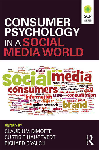 Consumer Psychology in a Social Media World book cover