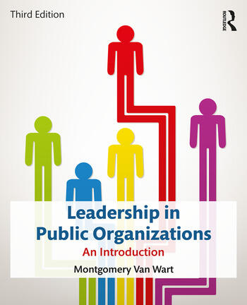 Leadership in Public Organizations An Introduction book cover