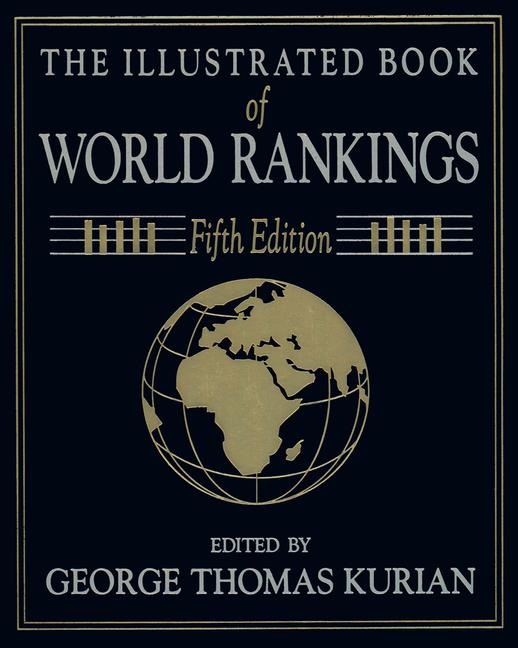 The Illustrated Book of World Rankings 2000 book cover