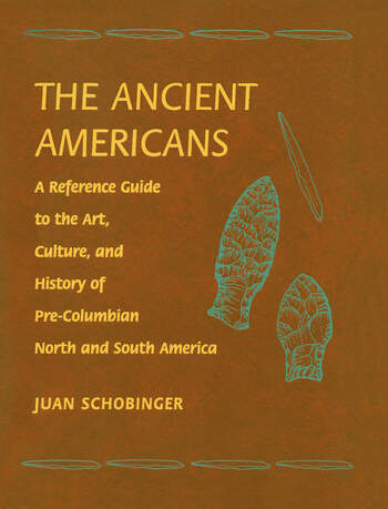 Ancient Americans book cover