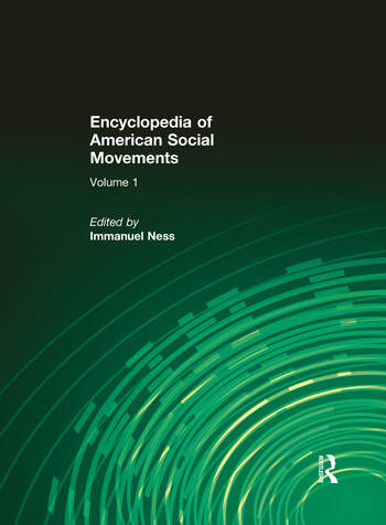Encyclopedia of American Social Movements book cover