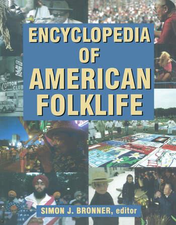 Encyclopedia of American Folklife book cover