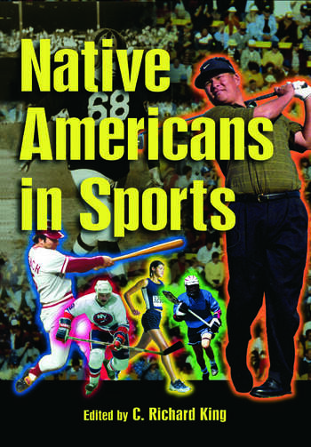 Native Americans in Sports book cover