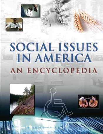 Social Issues in America: An Encyclopedia An Encyclopedia book cover