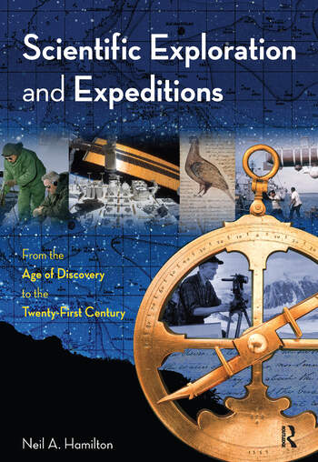 Scientific Explorations and Expeditions book cover