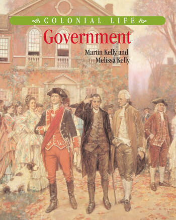 Government book cover