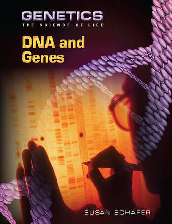 DNA and Genes book cover
