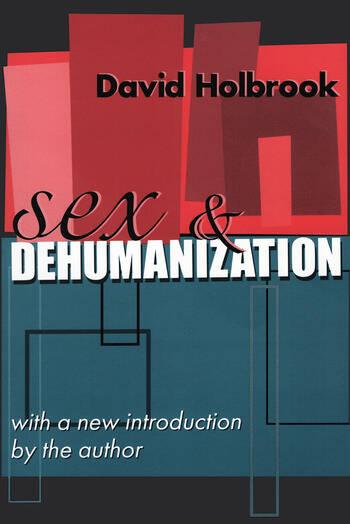 Sex and Dehumanization book cover
