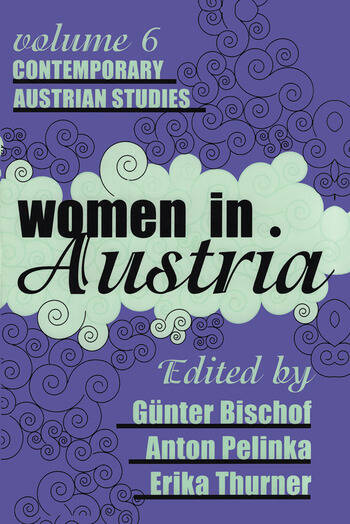 Women in Austria book cover