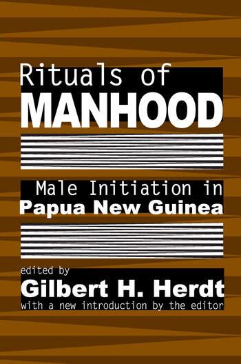 Rituals of Manhood book cover