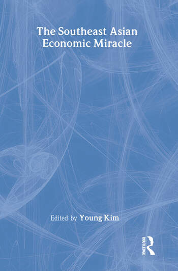 The Southeast Asian Economic Miracle book cover