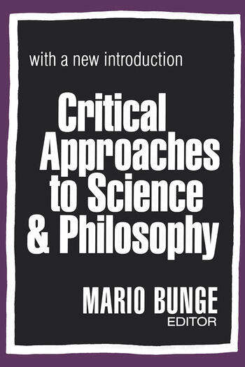 Critical Approaches to Science and Philosophy book cover