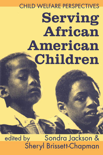 Serving African American Children book cover