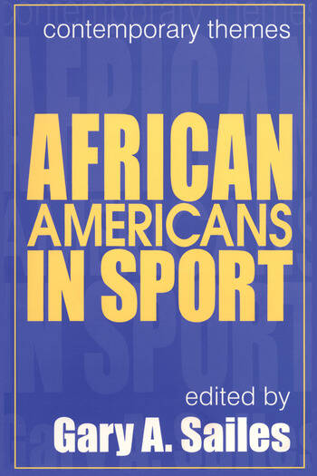 African Americans in Sports book cover