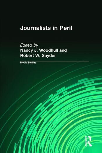 Journalists in Peril book cover