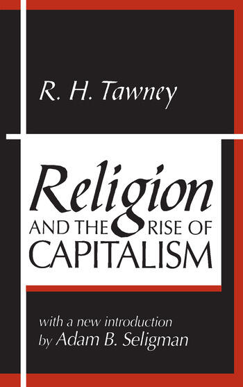 Religion and the Rise of Capitalism book cover