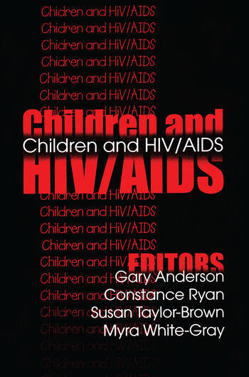 Children and HIV/AIDS book cover