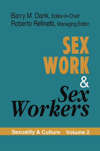 Sex Work and Sex Workers book cover