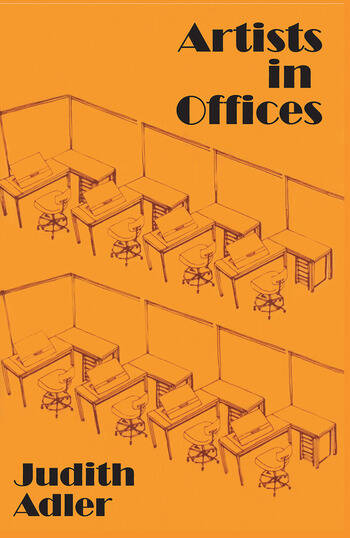 Artists in Offices An Ethnography of an Academic Art Scene book cover