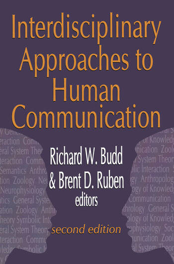 Interdisciplinary Approaches to Human Communication book cover