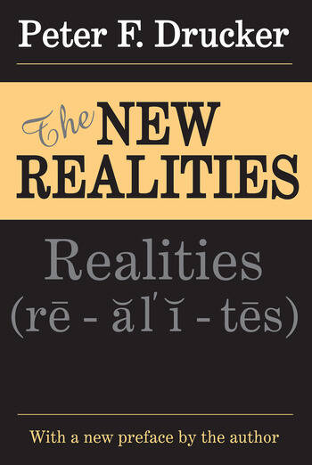 The New Realities book cover