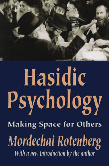 Hasidic Psychology Making Space for Others book cover