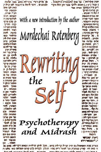 Rewriting the Self Psychotherapy and Midrash book cover