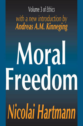 Moral Freedom book cover