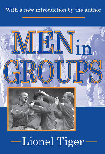 Men in Groups book cover