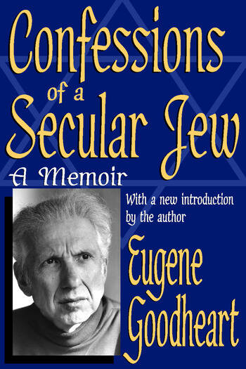 Confessions of a Secular Jew A Memoir book cover