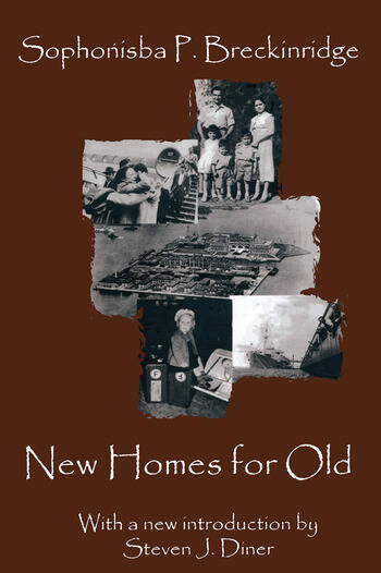 New Homes for Old book cover