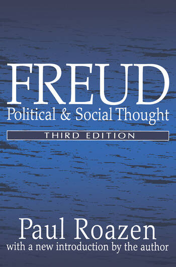 Freud Political and Social Thought book cover