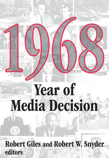 1968 Year of Media Decision book cover