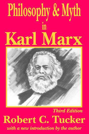 Philosophy and Myth in Karl Marx book cover