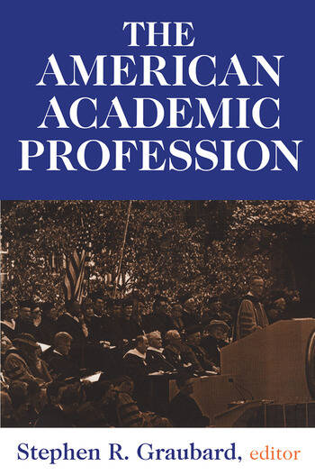 The American Academic Profession book cover