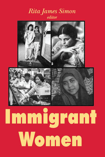 Immigrant Women book cover