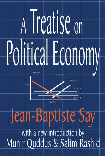 A Treatise on Political Economy book cover